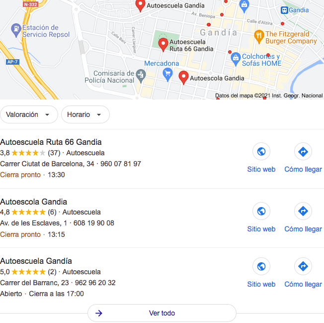 mapa-local-autoescuela-gandia